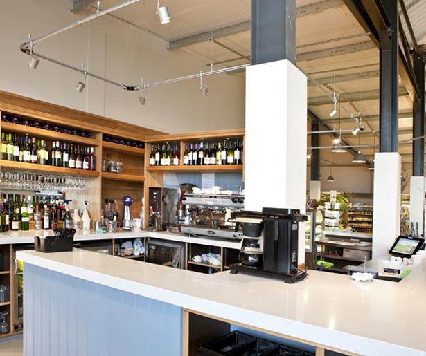 Arrow Farm Shop - Servery