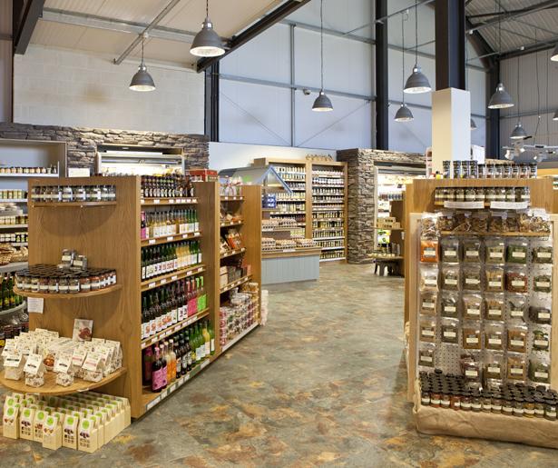 Arrow Farm Shop - Retailing