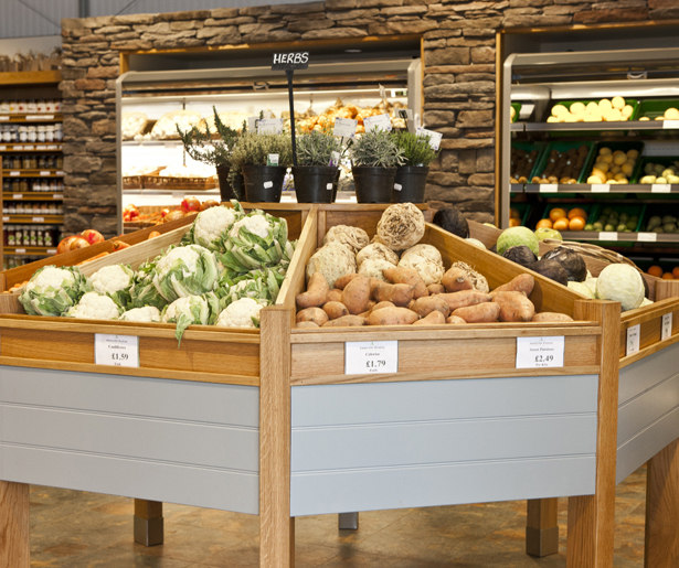 Arrow Farm Shop - Retail Displays