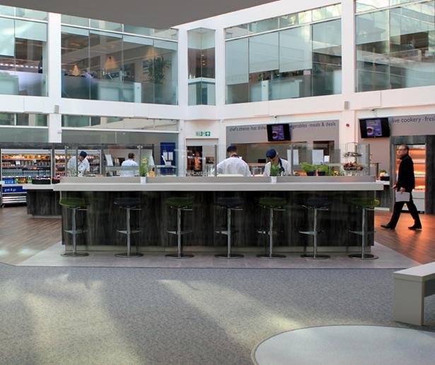KBR - Poseur bar