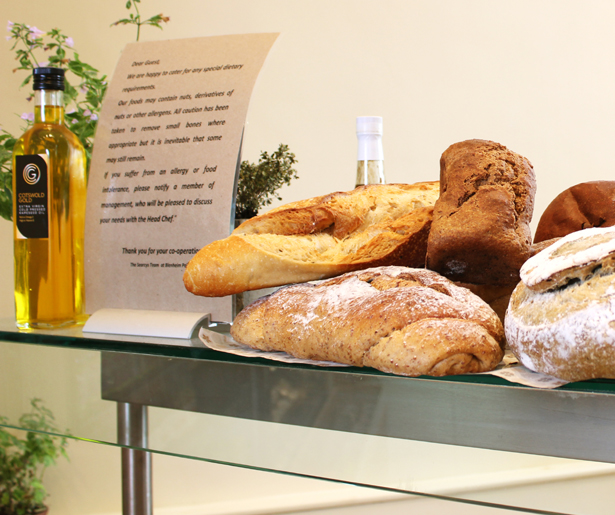The Oxfordshire Pantry - Bread Display