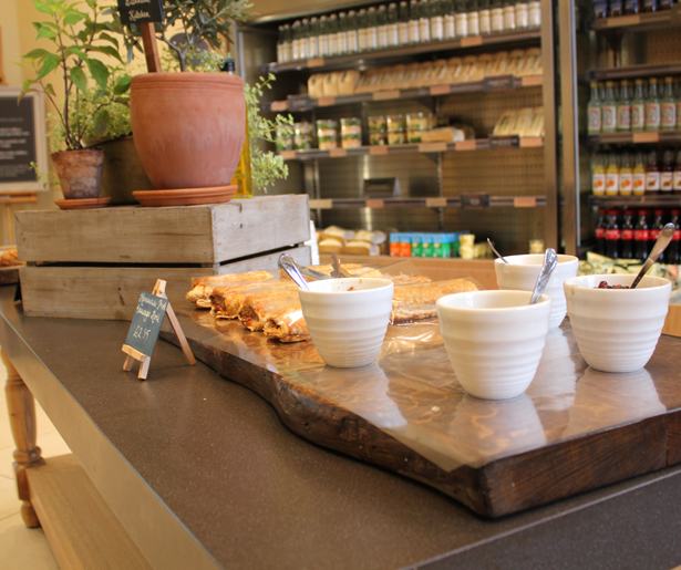 The Oxfordshire Pantry - Chef's Table