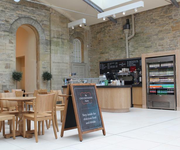 The Oxfordshire Pantry - Ice Cream Bar