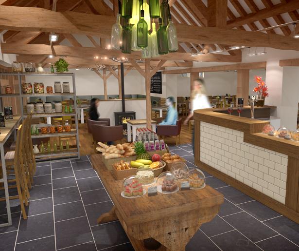 01. Ludlow Food Centre Visual Representation