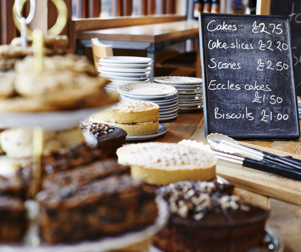 05. Ludlow Food Centre Cakes