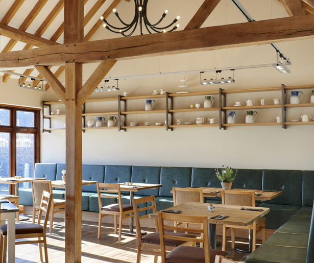 10. Ludlow Food Centre Fixed Seating