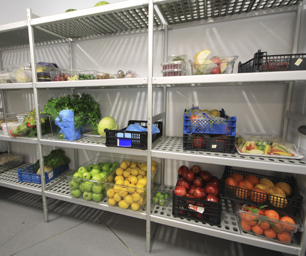 10. Royal College of General Practitioners Basement Kitchen Stores