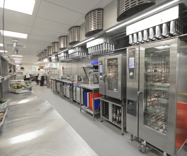 11. Royal College of General Practitioners Basement Kitchen