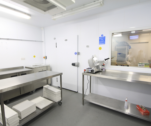 14. Royal College of General Practitioners Chilled Prep Room