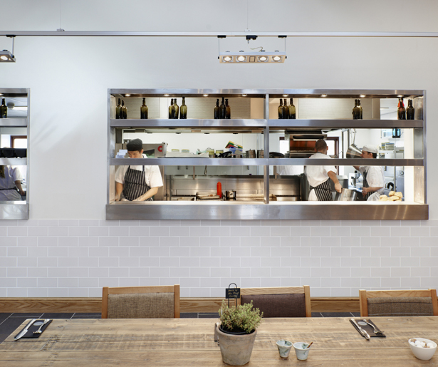 Ludlow kitchen catering design group