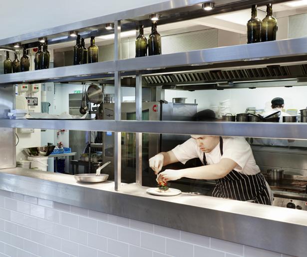 State Of The Art Designer Kitchen In Rawtenstall: Catering Design Group