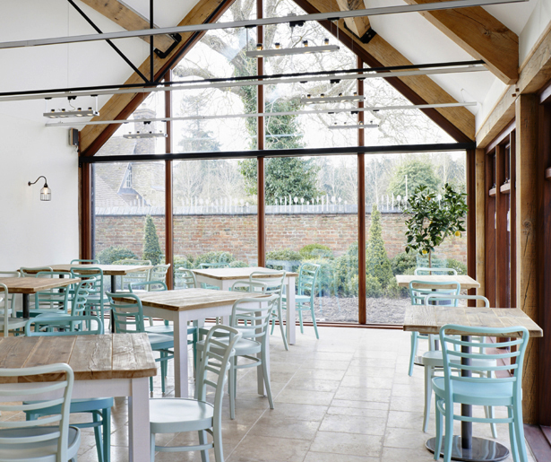 19. Ludlow Food Centre Conservatory