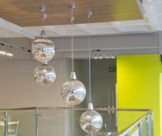 London South Bank University Feature Lighting