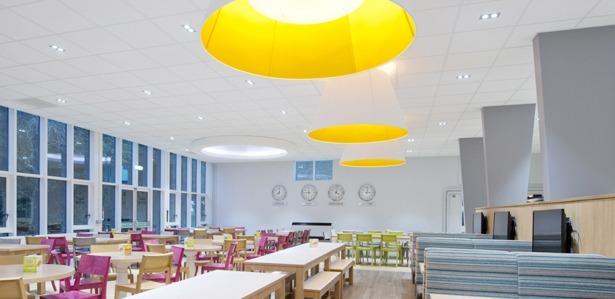 University of Chichester, Bognor Regis - Seating Area 01