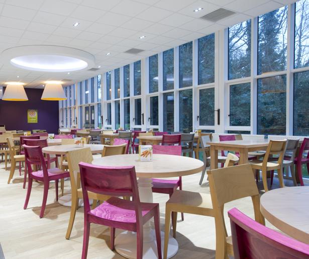 University of Chichester, Bognor Regis - Seating Area 02
