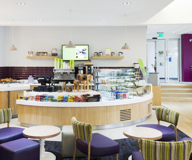 University of Chichester - Cafe 01