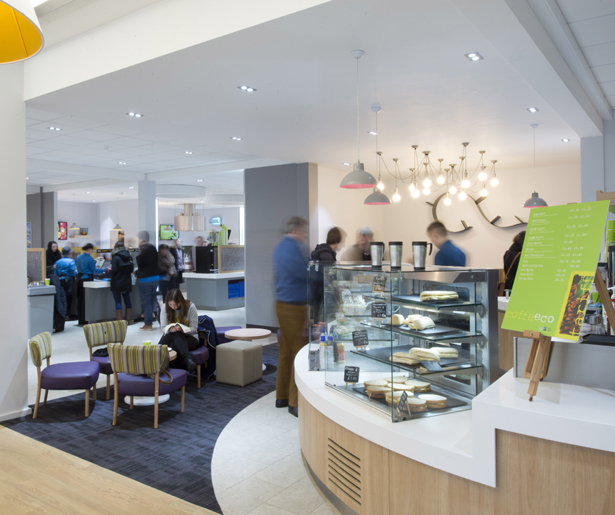 University of Chichester - Cafe 03