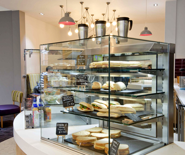 University of Chichester - Cafe 04