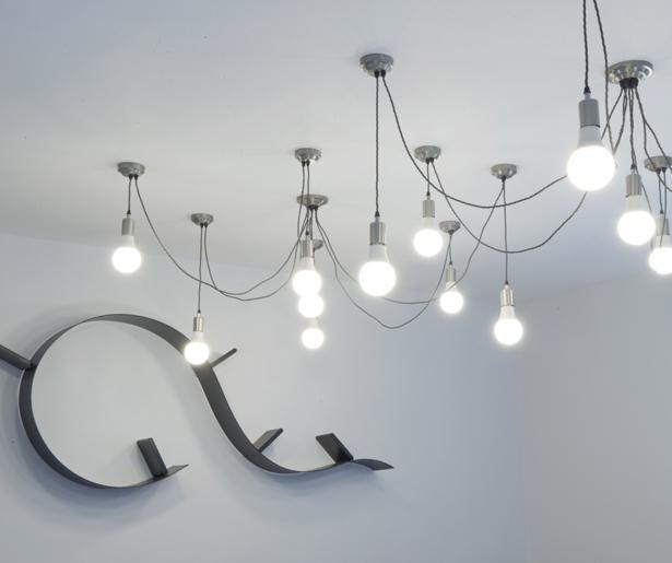 University of Chichester - Cafe Lighting