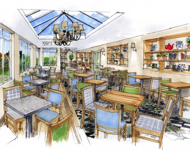 Eastfield Garden Centre Visual Representation
