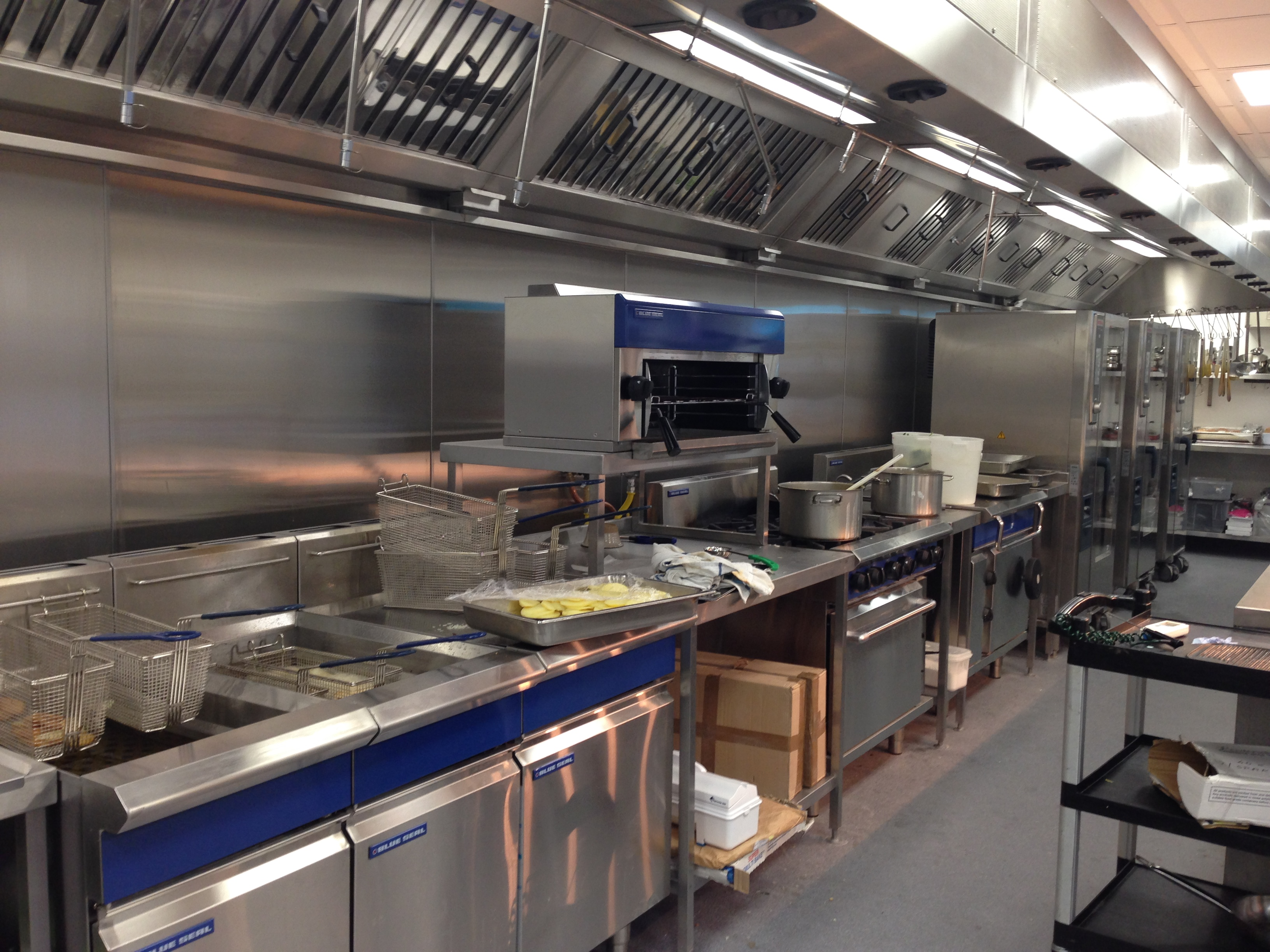 University of west london catering design group for London design group