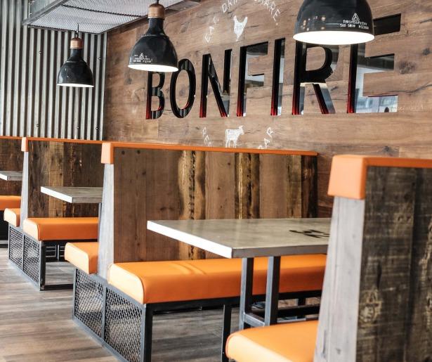 The barbican centre london bonfire catering design group