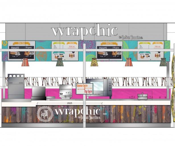 CDG Wrapchic