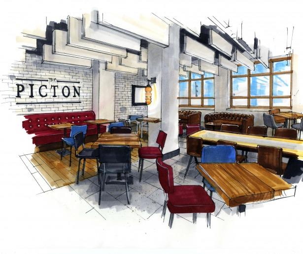 CDG Kingston Uni -Picton Room