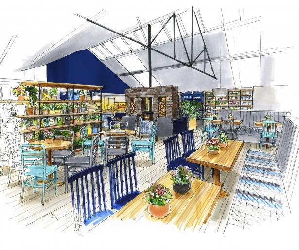 Lakeside Garden Centre, CDG